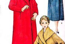 sewing coat