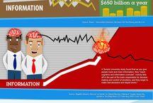 Marketing Infographics & Case Studies