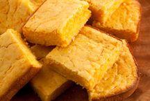 Bread~ Corn bread ~ Rolls