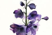 purple and lilac / by TrendDaily caroline davis
