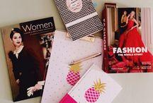 Fashion books / Inspiration, ideas and books about fashion