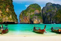 Voyage / Découvrez Bangkok, Koh Samui, Phuket, Pattaya, et Chiang Mai, et plein d'autres endroits magnifiques en Thailande.