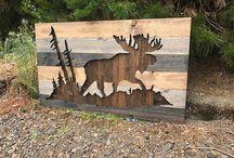 Wood hobbi