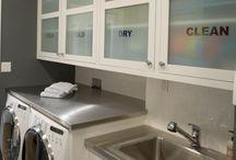 Laundry Room / by Kaitlan Quinn