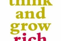 Books Worth Reading / Think and grow rich, Re-work