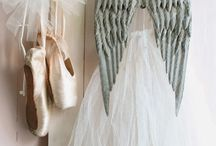 shabby chic Alas wings