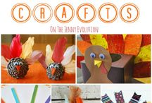 Crafts for the Kiddles / by Charlotte Farley