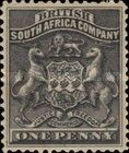 STAMPS, British South Africa Company