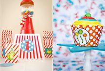 Dr. Seuss - Birthday / by Claudia DiBona Pacifico