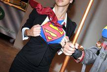 Carnaval superhelden