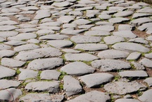 Patios and paving stones