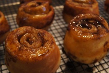 dessert / cinnamon bun loaf