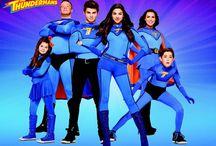 Thunderman család