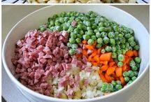 kesöinen pastasalaatti