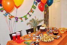Børnefødselsdag / Når man fejre en fødselsdagsfest til børn, nyde de det! Kig på nogle af vores temaer hits.