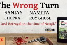 Wrong Turn by Sanjay Chopra