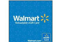 Walmart eGift Card Giveaway