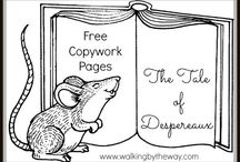Book Unit: Tale of Despereaux