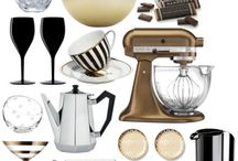 Odds & Ends for the Kitchen / Dishware, utensils, decor, furnishings and other items we'd love to use to dress up any kitchen.