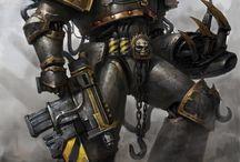 Warhammer 40k stuff