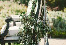 decorazioni con olivo
