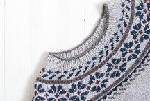 Yoke Sweater