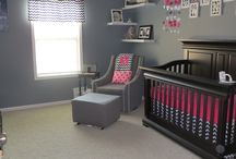 Girl nursery / by Ashley Bradshaw