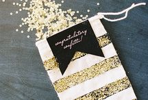 Revelry / Confetti, sparklers, and POPs of FUN!