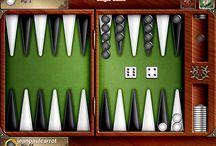 Backgammon with My Wife / iPad backgammon / by John Hines