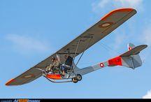 Aeroplanes: Gliders and Kites