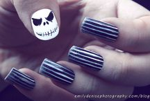 Disney Nail Art / by Rose Stumbaugh