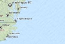Savannah and Charleston / David and I are planning a short jaunt to the coast next month...what to do?