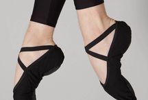 chaussures de yoga