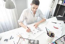 #PromodxClementDezelus / To launch the autumn 2015 collection, the fashion illustrator, Clément Dezelus, in association with Promod Boutique  Française, has designed an original collection, depicting timeless Parisian chic!