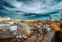 Infrared Photography  Photographie Infrarouge / Infrared landscape, cityscape photography