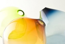 Blown Glass Obsession / Blown Glass Acessories for the Home / by Christopher Hayes