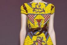 Africa's pretty prints
