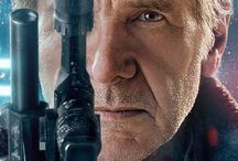 Star Wars The Force Awakens Character Posters and Wallpapers
