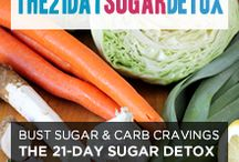 21 Day Sugar Detox / I love the 21 day sugar detox program! Here are some approved recipes!