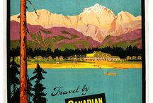 Vintage Travel Canada / by Vacay.ca