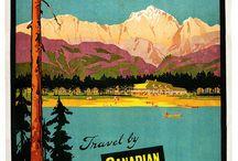 Vintage Travel Canada / by Vacay.ca