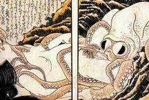 Shunga / Greatest Inspiration ever. Sex, Erotica in Japanese Art 1600-1900