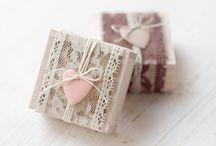 Kleine  cadeautjes zelf maken / zelf maken cadeautjes