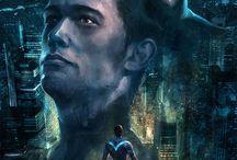 Superheros<3 / by Kendall Williams