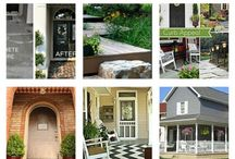 Curb Appeal / For more curb appeal check out my board on Outdoor spaces-many great ides!! / by Joani Jackson