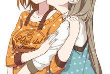 Yuri/ girlxgirl
