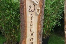 Holz kreativ