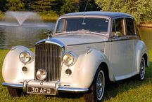 Our Fleet: 1954 Ivory & Gold Bentley / Our 1954 Bentley is nothing but class! ;) http://www.lastingimpressions1.com/ 1.800.583.2233 #LimousineTravel #Limo #Leisure #Travel #Maryland #Pennsylvania #WashingtonDC