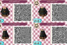 animal crossing new leaf clothes.