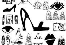 Dibujos para lettering